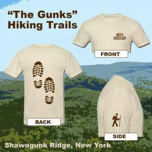 Gunks hiking