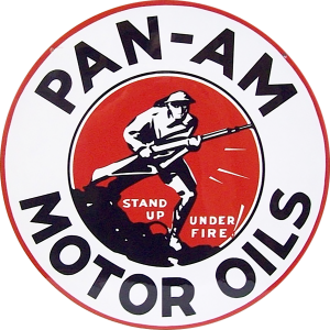 pan-am motor oils